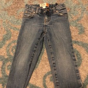 Old navy skinny jeans 2T